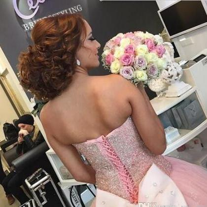 Sweetheart Quinceanera Ball Gowns D..
