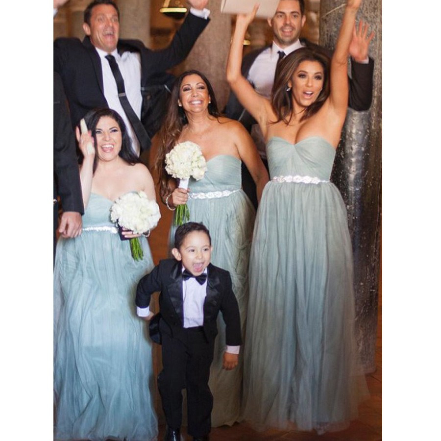 Grey bridesmaid dresses long 2017 sweetheart weddings party dress grey bridesmaid dresses long 2017 sweetheart weddings party dress a line tulle maid of honor gowns custom made ombrellifo Gallery