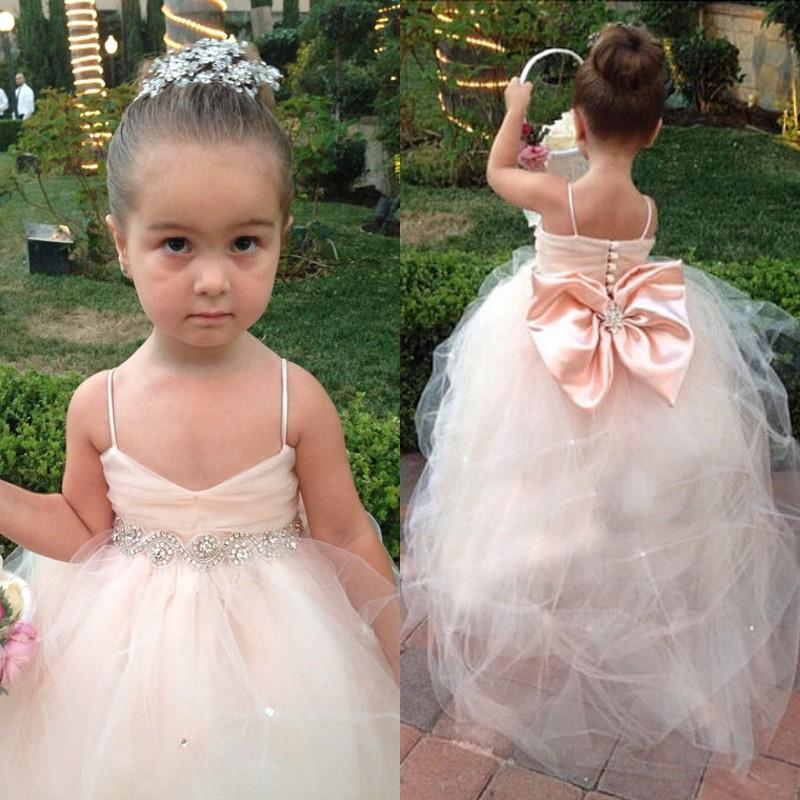Flower Girls Dresses For Weddings Girls Special Occasion Formal