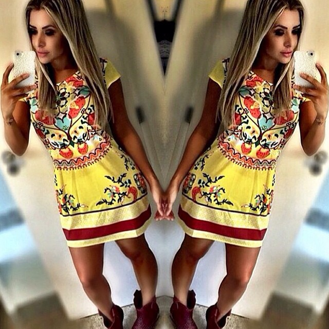 2016 Sexy Cheap Women Dress New Arrival Mini Short Dresses Women Gowns Vestidos