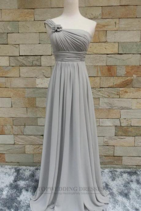 ridesmaid Dresses Off the Shoulder Gray Silver Padded Wedding Party Pregnant Dress Cheap Bridesmaid Dresses