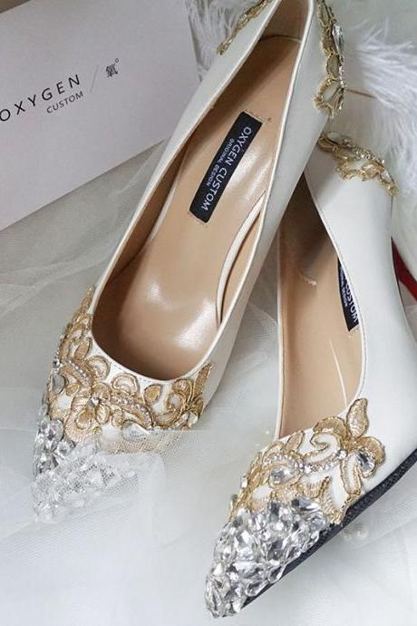 Sexy Bridal Wedding Shoes Burgundy/Black Shoes for Wedding Bridesmaids Prom Party Evening Shoes Pumps Heels