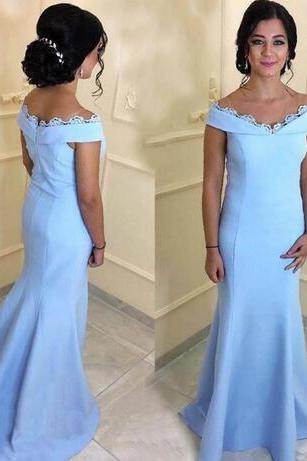 Elegant Long Mermaid Mother Of The Bride Dresses For Womens 2018 Capped Sleeve Lace Satin Wedding Guest Dress Arabic Party Evening Gowns