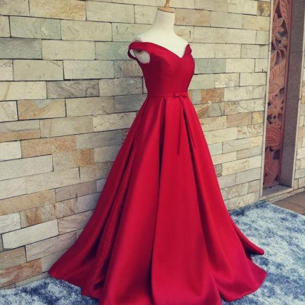 Red Carpet Long Formal Pageant Prom Gowns With Belt Sexy V Neck Ball Gowns Open Back Lace Up Vintage Dress Party Real Photos